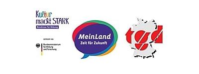 Logo MeinLand Zeit für Zukunft